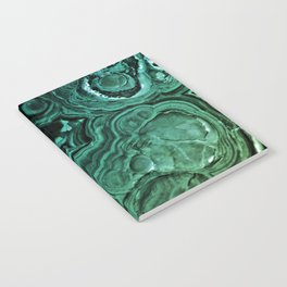 MALACHITE GREEN Notebook