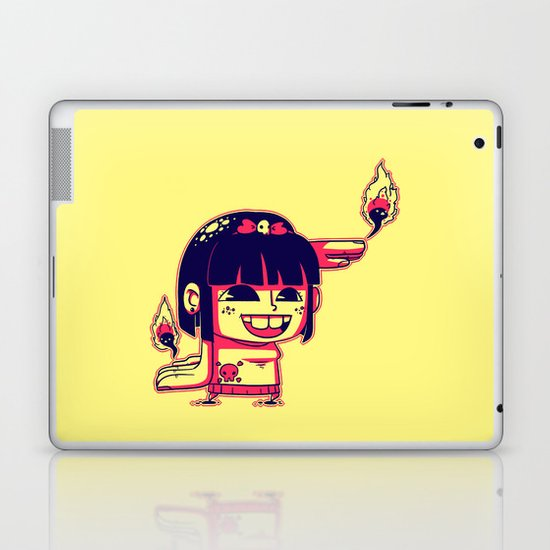 Creeper Laptop & iPad Skin