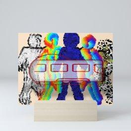 People Get Ready Mini Art Print