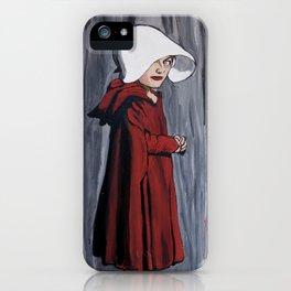 """""""Nolite te bastardes carborundorum"""" iPhone Case"""