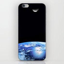 Galactic iPhone Skin
