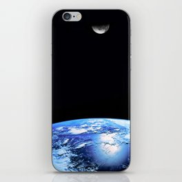 Galactic iPhone Skin