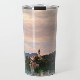 Lake Bled Fairy Tale Travel Mug