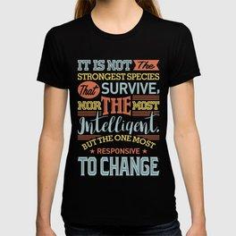 Strongest Species T-shirt