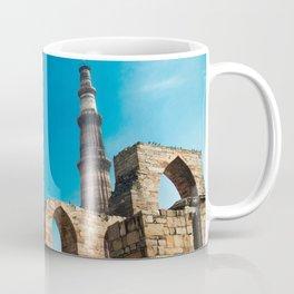 Qutb Minar Coffee Mug