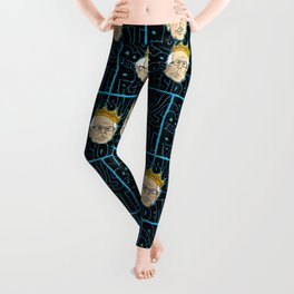 Bernie Smalls for President Leggings