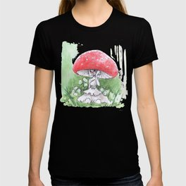 Empire of Mushrooms: Amanita Muscaria T-shirt