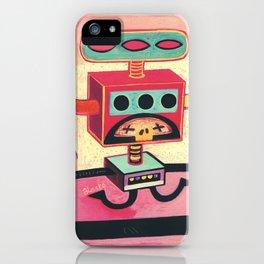 Sorcier mécanique iPhone Case