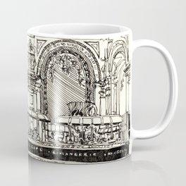 Old school cafe Coffee Mug