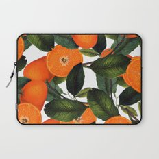 The Forbidden Orange #society6 #decor #buyart Laptop Sleeve