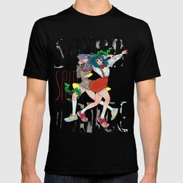 SATAN SAID DANCE T-shirt