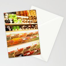 Candy Store Stationery Cards