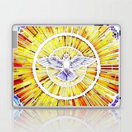 Holy Spirit in Christianity Catholic Church Trinity Sacred, God, Jesus, Bible Laptop & iPad Skin