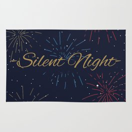 Silent Night Rug