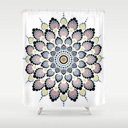 Universal Flower Shower Curtain