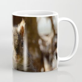 Cute Squirrel by Teresa Thompson Coffee Mug
