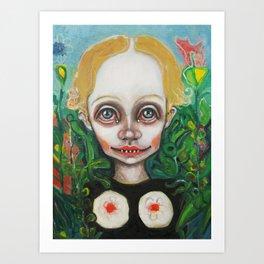 Garden Eden Art Print