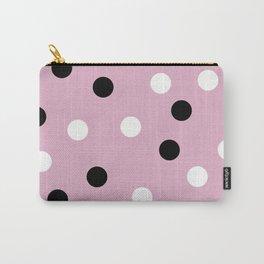 Highlight spot pink print Carry-All Pouch