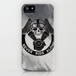 V-Twin iPhone Case
