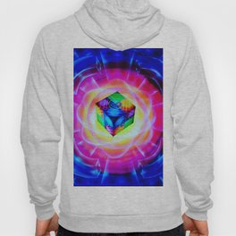 Abstract perfection - Cube Hoody
