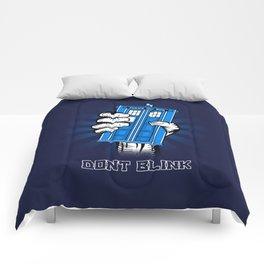 Don't Blink Comforters