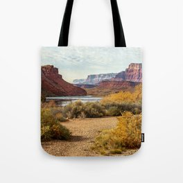 Lee's Ferry, Arizona Tote Bag
