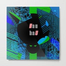 Hau Bau.7635 Metal Print