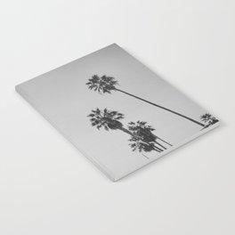 PALM TREES (B+W) Notebook