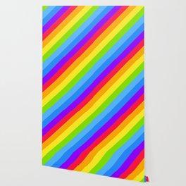RAINBOW corner Wallpaper
