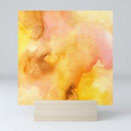 Sarasvati n°1 Abstract Series Mini Art Print