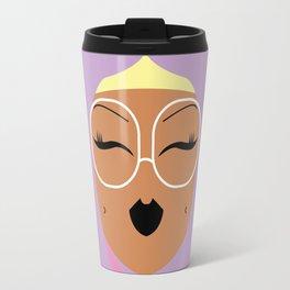 Lilac Muslimah Travel Mug
