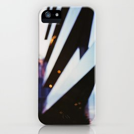 Abstract Glass Architecture iPhone Case