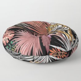 Jungle Tiger 02 Floor Pillow