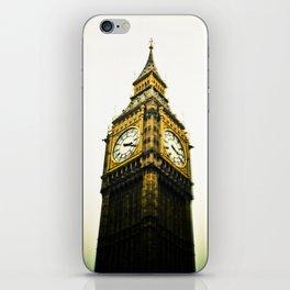 Rise iPhone Skin