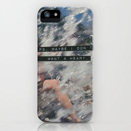 P.S. iPhone Case