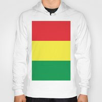 rasta Hoodies featuring IRIE RASTA  by ivibes