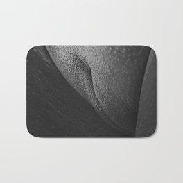 Fineart Closeup of a Woman's Vagina Bath Mat