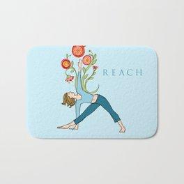 Yoga Girls_Reach_Robin Pickens Bath Mat