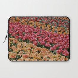 Tulpen Blüten Laptop Sleeve