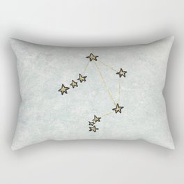 Libra x Astrology x Zodiac Rectangular Pillow