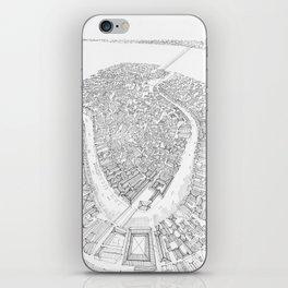 Venice 1 iPhone Skin