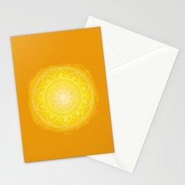 MANIPURA Boho mandala Stationery Cards