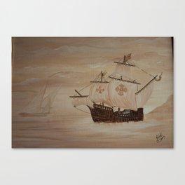 La Nina Canvas Print