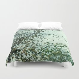 Into the Wind Duvet Cover