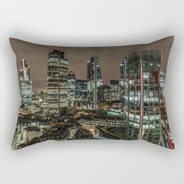 London, The City Rectangular Pillow
