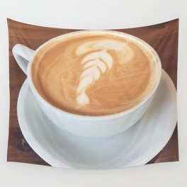Latte Wall Tapestry