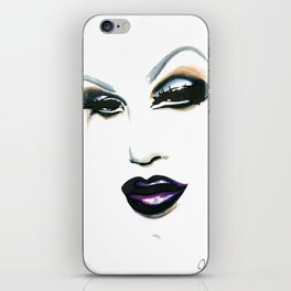 Sharon Needles iPhone Skin
