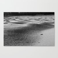 sand Canvas Prints featuring Sand by Fine2art