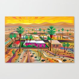 Twentynine Palms Canvas Print