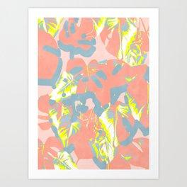 Fond Memory #digitalart #nature Art Print